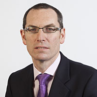 William Lynch, Head of Investor Relations